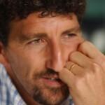 l'ex giocatore Dario Hubner