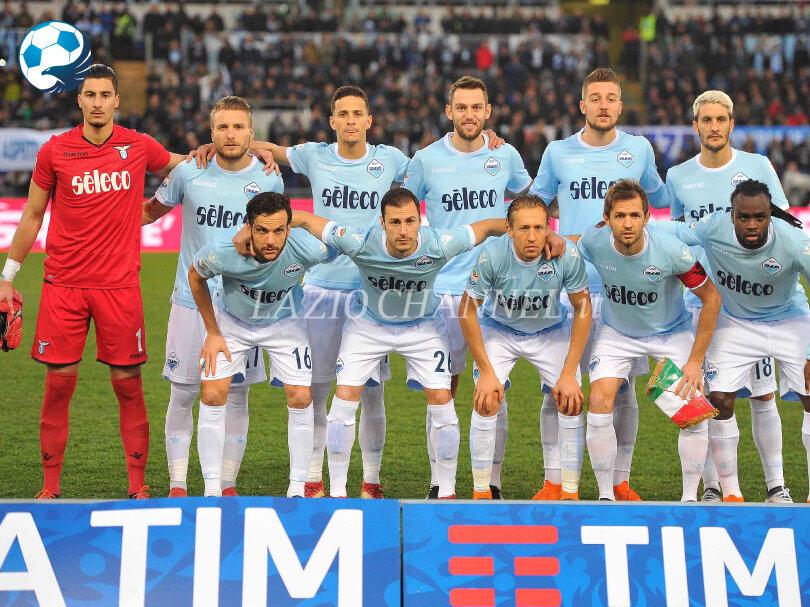 Lazio all'Olimpico
