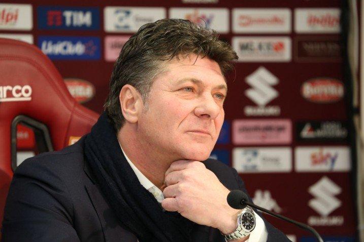 Mazzari mister del Torino in conferenza