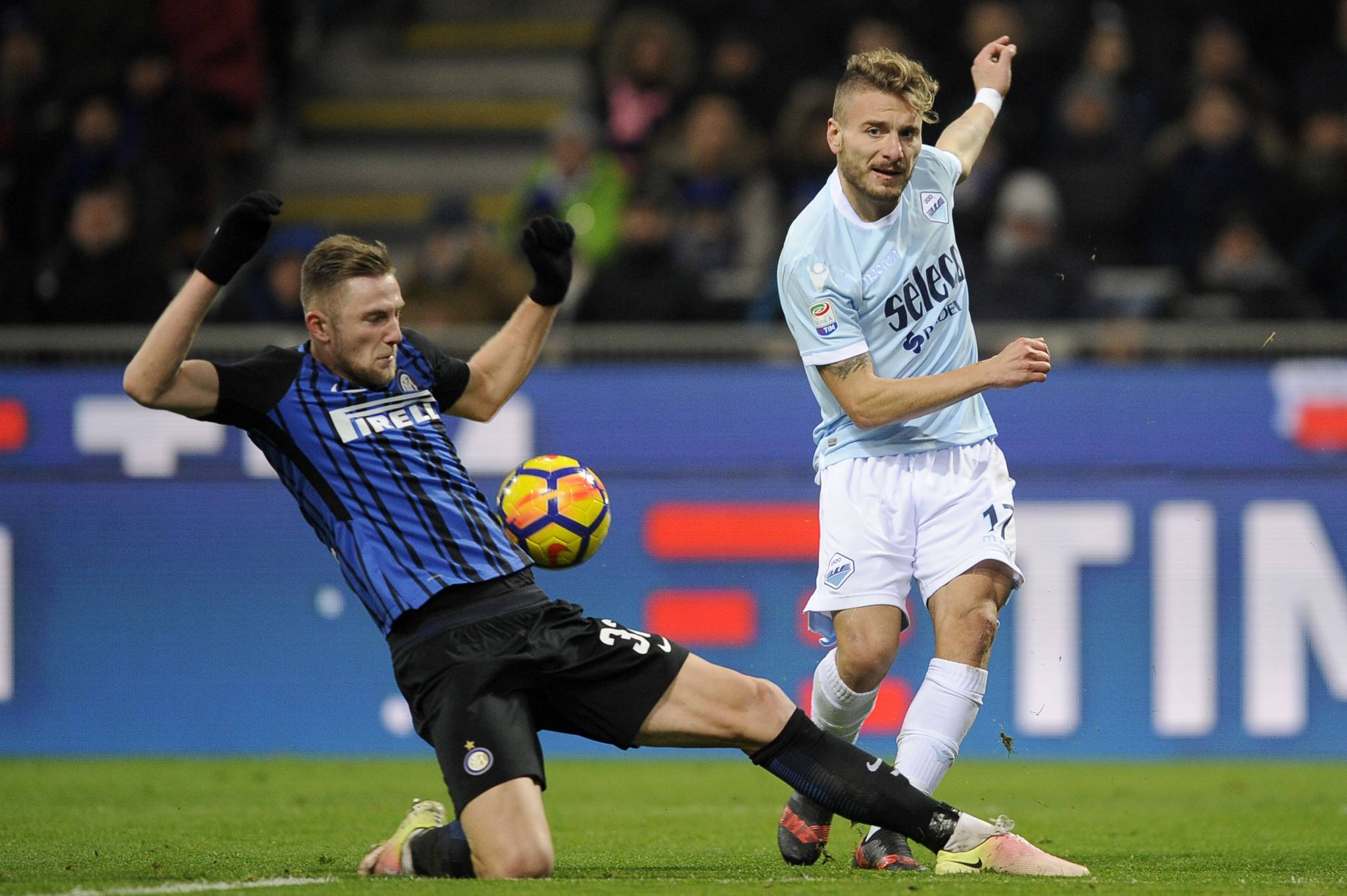 Lazio Inter, spareggio champions