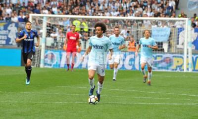 felipe anderson attaccante della Lazio