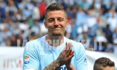 Milinkovic Savic centrocampista della Lazio