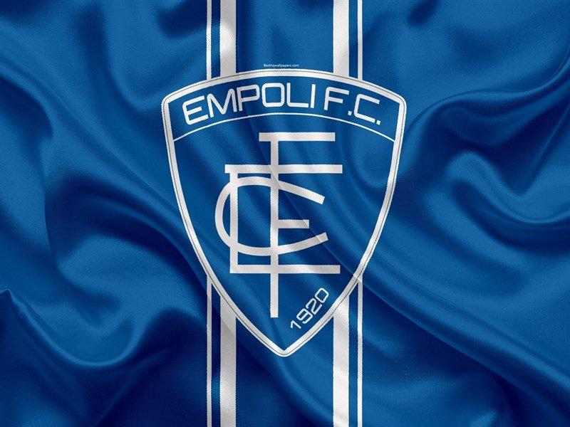 Lo stemma dell'Empoli Calcio