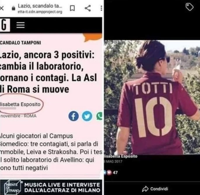 La Gazzetta dello Sport Elisabetta Esposito