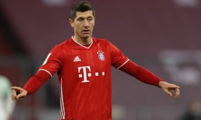 Champions League Lewandowski