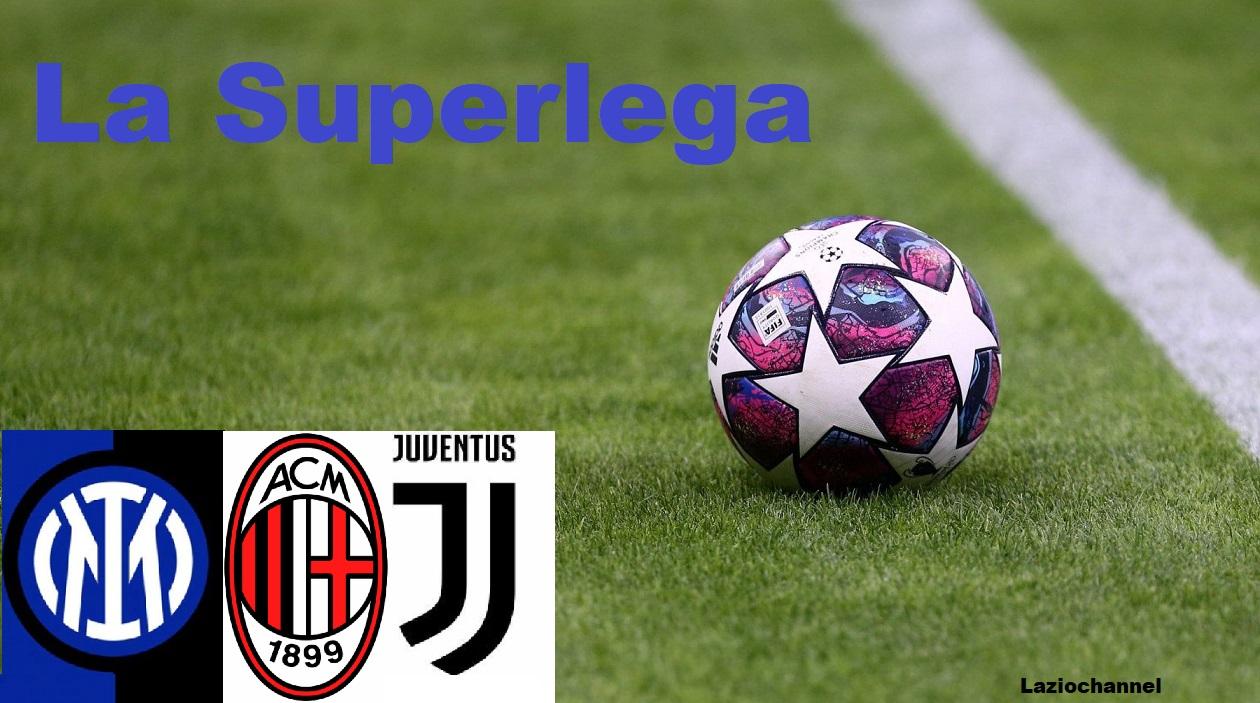 Ufficiale La Superlega