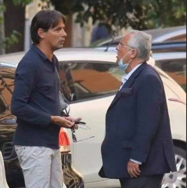 Lotito Inzaghi