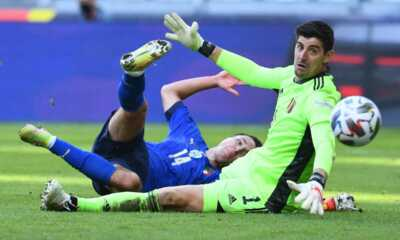 Courtois Getty Images